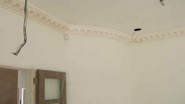 You are browsing images from the article: Plastering Projects